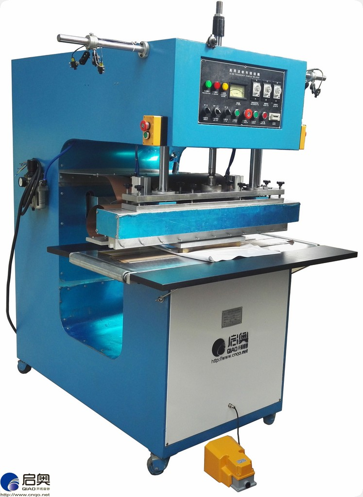 QO-8KWFB High frequency canvas welding machine