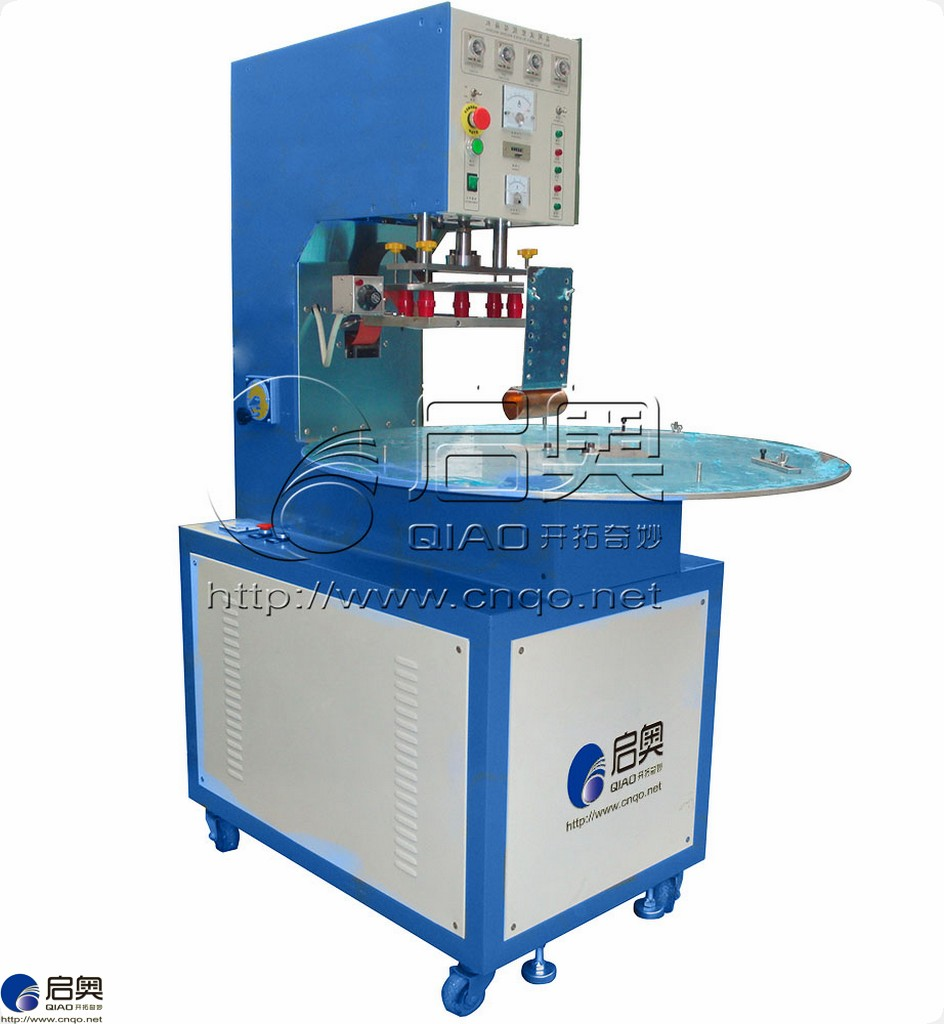 QO-5KWYS Multi dusc type  high frequency welding  machine