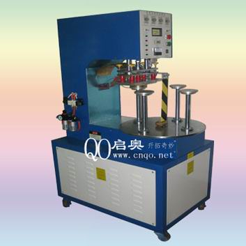 High Frequency Cylinder bottom welding machine