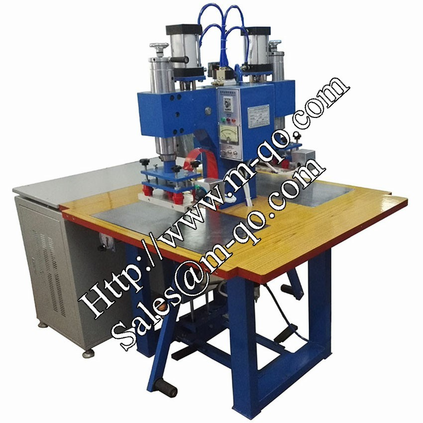 QO-8KW Double-end high frequency welding machine
