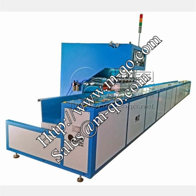 Auto stepping high frequency welding machine for PVC tension fabric structure