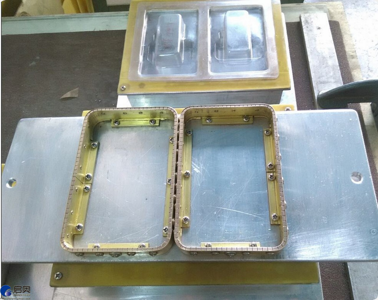 high frequency mould