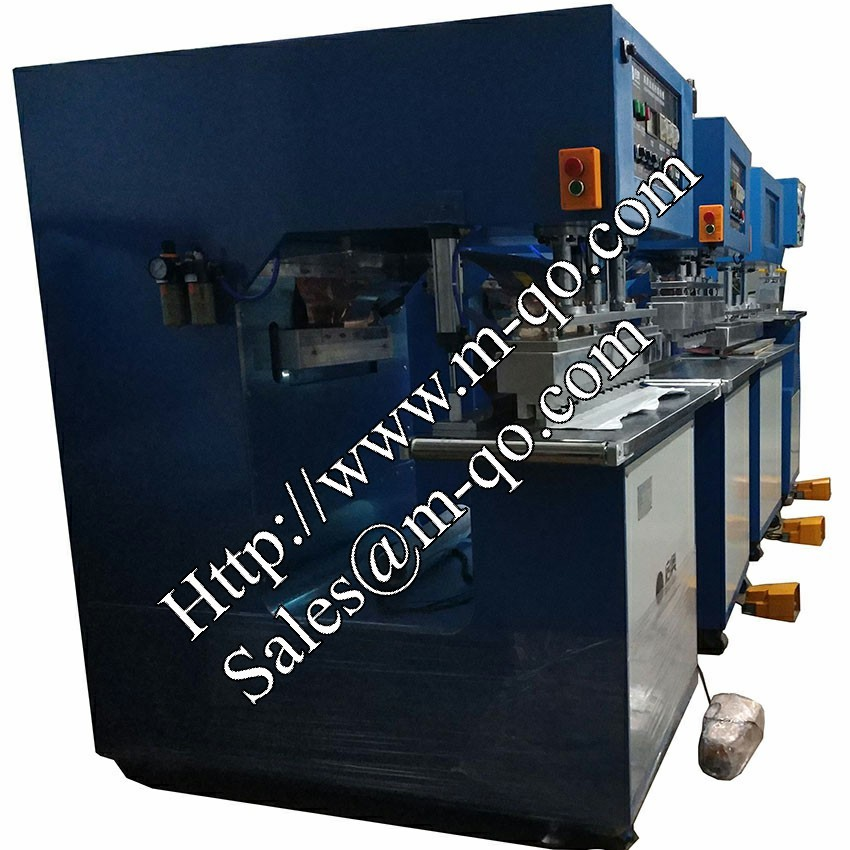High frequency PVC welding machine for tarpaulin welding