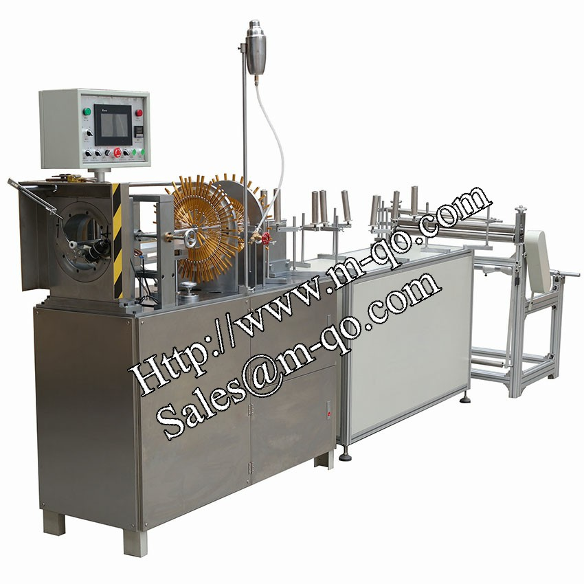 Auto Cylinder Forming Machine, Cylinder Tube Making Machine