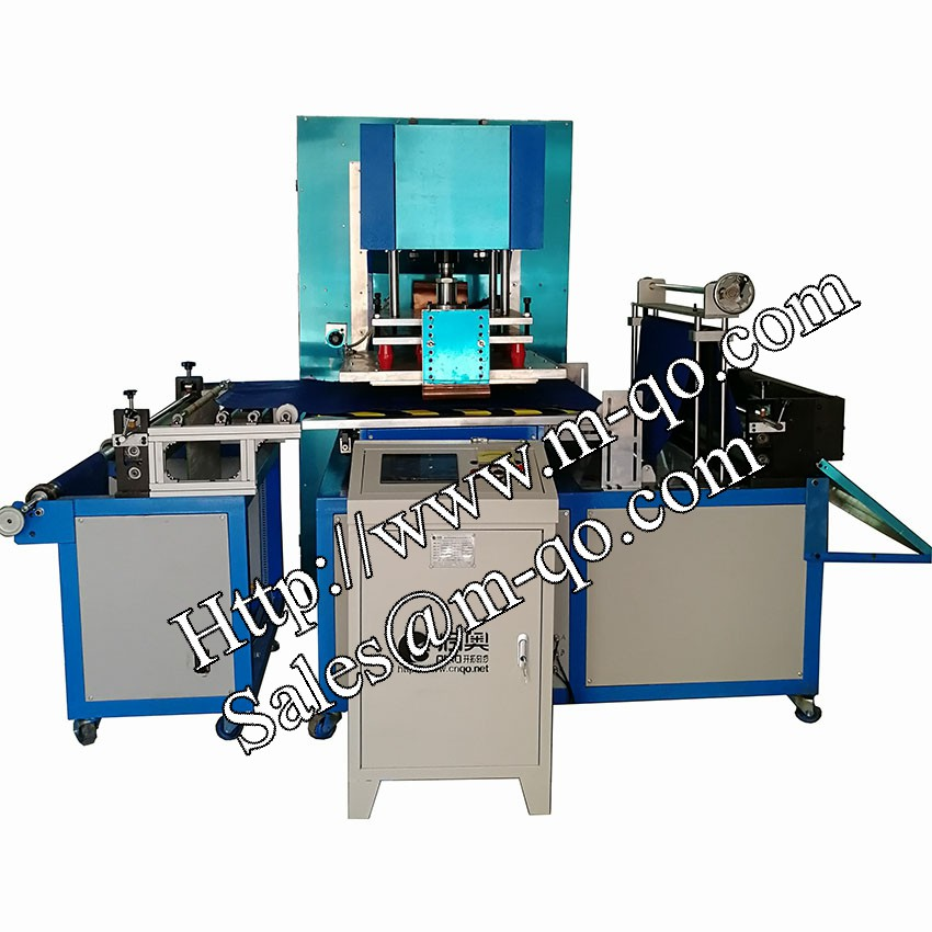 Full-Aotomatic High Frequency Welding Machine for Canvas Welding of The Beach Chair