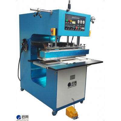 High frequency canvas welding machine