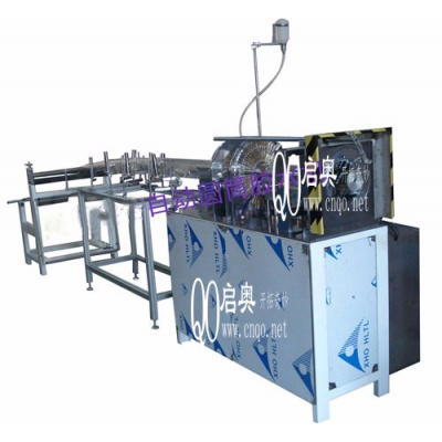 Automatic cylinder forming machine