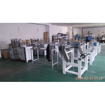 Automatic cylinder machine