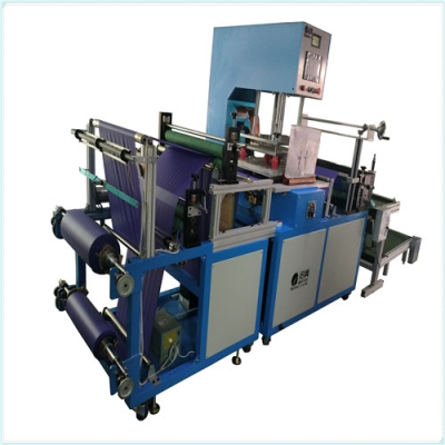 Automatic high frequency machine